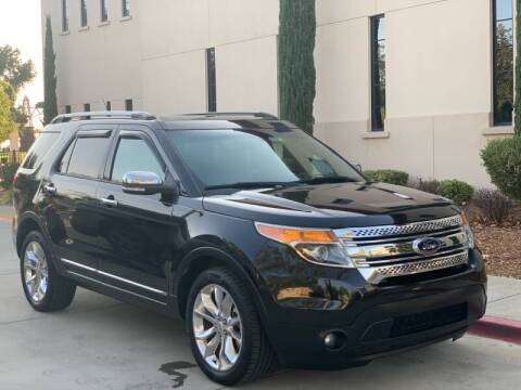 2015 Ford Explorer for sale at Auto King in Roseville CA