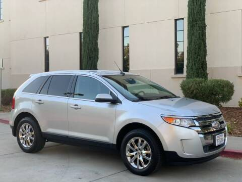 2013 Ford Edge for sale at Auto King in Roseville CA