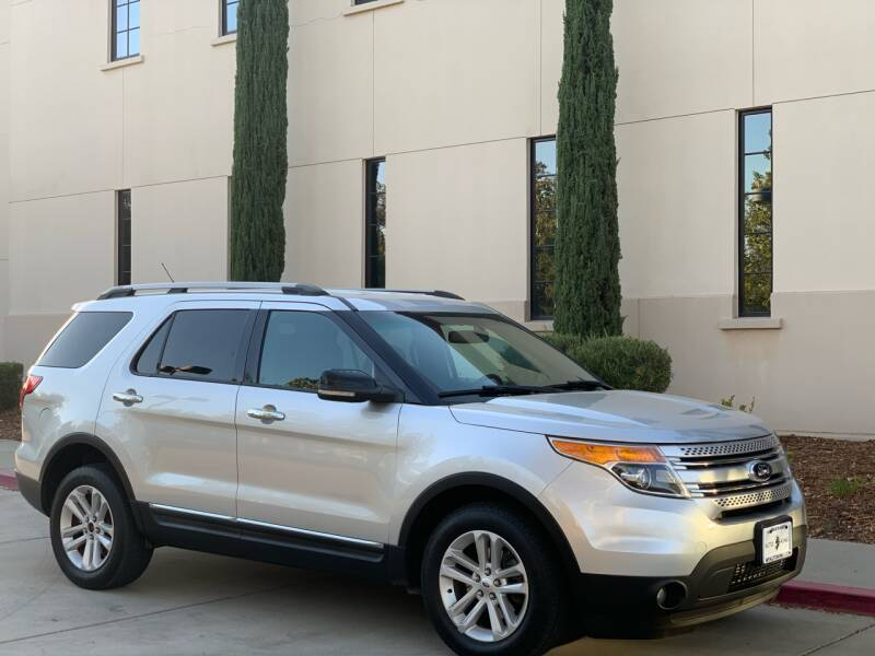 2013 Ford Explorer for sale at Auto King in Roseville CA