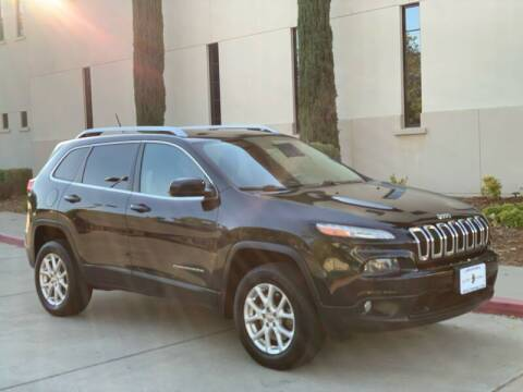 2014 Jeep Cherokee for sale at Auto King in Roseville CA