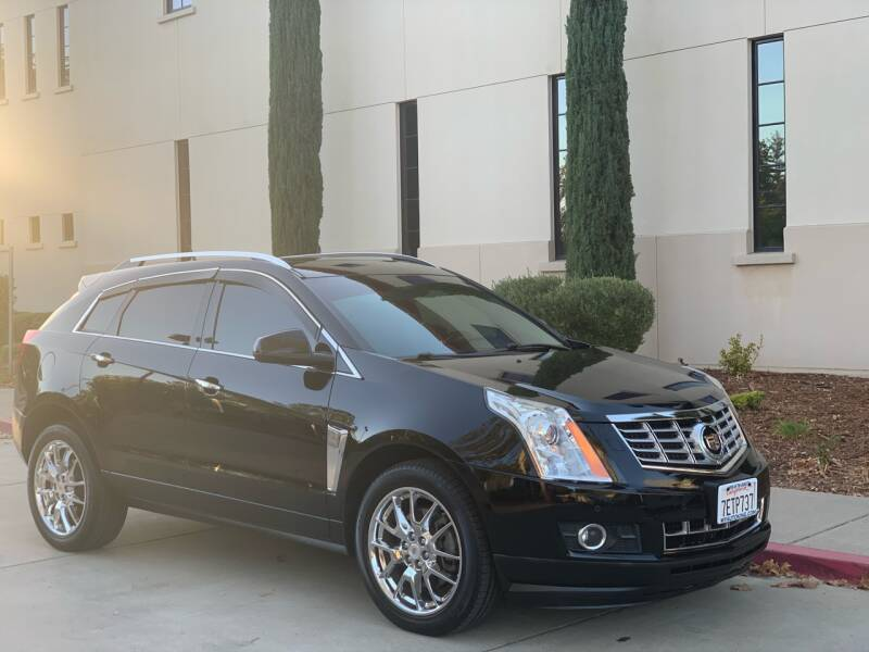 2014 Cadillac SRX for sale at Auto King in Roseville CA