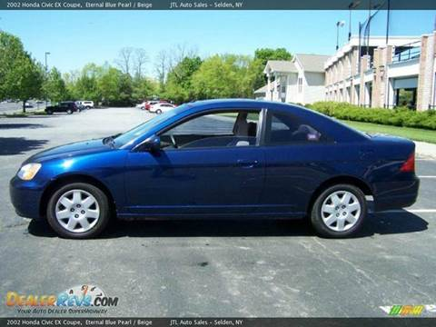 2002 Honda Civic for sale at Wyss Auto in Oak Creek WI