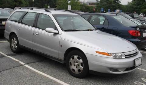 2003 Saturn L-Series for sale at Wyss Auto in Oak Creek WI