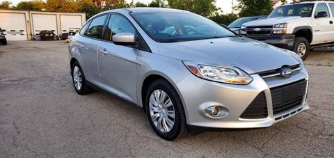 2012 Ford Focus for sale in Oak Creek, WI
