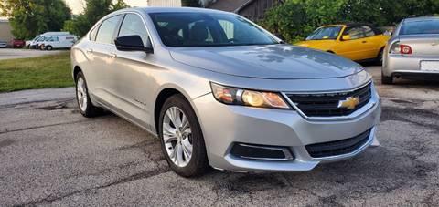 2016 Chevrolet Impala for sale in Oak Creek, WI