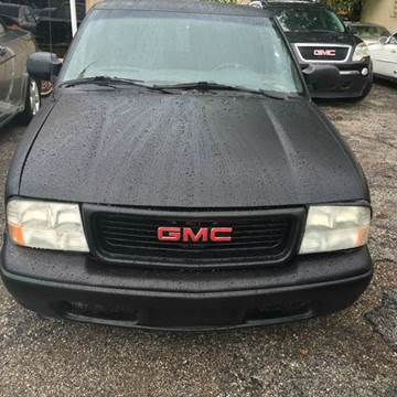 2003 GMC Sonoma for sale at North Loop West Auto Sales in Houston TX