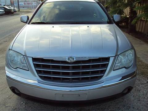 2007 Chrysler Pacifica for sale at North Loop West Auto Sales in Houston TX