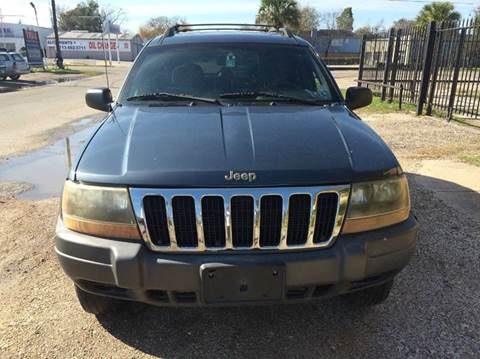 2001 Jeep Grand Cherokee for sale at North Loop West Auto Sales in Houston TX