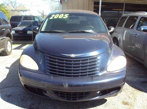 2005 Chrysler PT Cruiser for sale at North Loop West Auto Sales in Houston TX