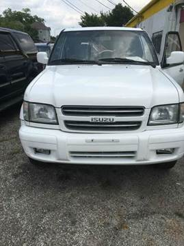 2001 Isuzu Trooper for sale at North Loop West Auto Sales in Houston TX