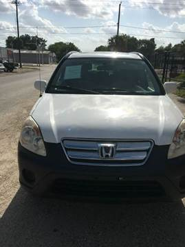 2006 Honda CR-V for sale at North Loop West Auto Sales in Houston TX