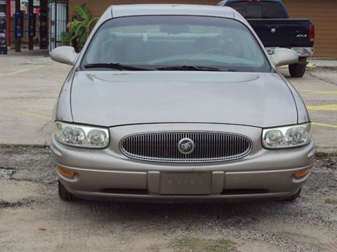 2000 Buick LeSabre for sale at North Loop West Auto Sales in Houston TX