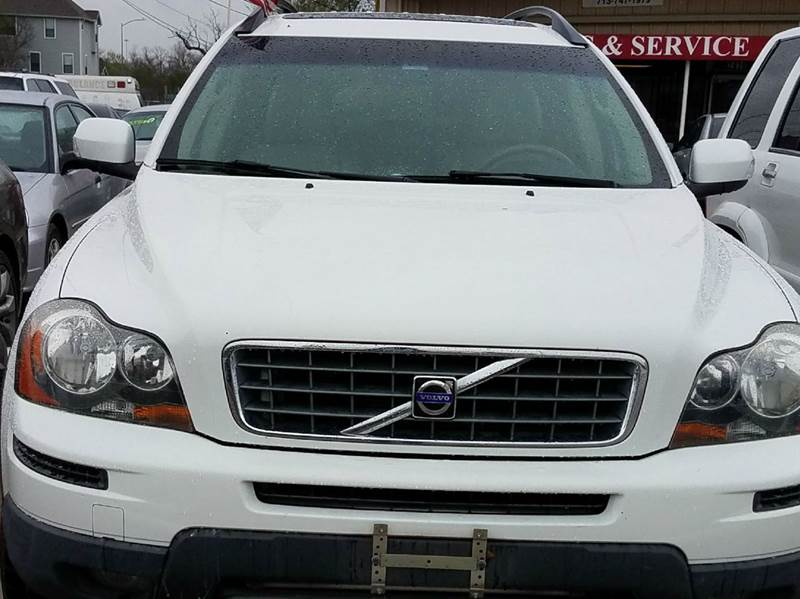 2008 Volvo XC90 for sale at North Loop West Auto Sales in Houston TX
