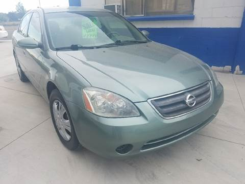 2004 Nissan Altima for sale in Rupert, ID
