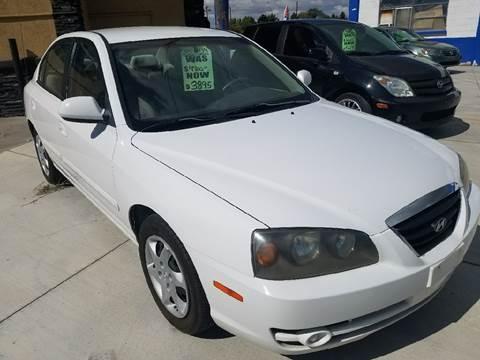2004 Hyundai Elantra for sale in Rupert, ID