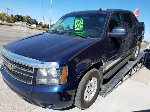 2009 Chevrolet Avalanche for sale in Rupert, ID