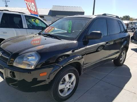 2008 Hyundai Tucson for sale in Rupert, ID