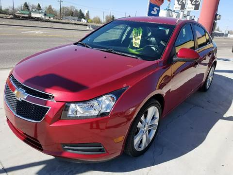 2011 Chevrolet Cruze for sale in Rupert, ID