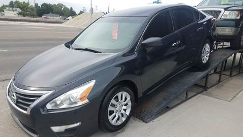 2013 Nissan Altima for sale in Rupert, ID