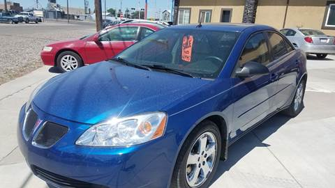 2005 Pontiac G6 for sale in Rupert, ID