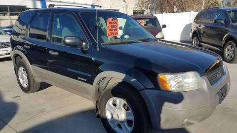 2001 Ford Escape for sale in Rupert, ID