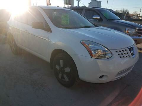 2009 Nissan Rogue S for sale at AMIGO AUTO SALES in Rupert ID