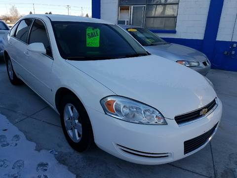 2007 Chevrolet Impala for sale in Rupert, ID