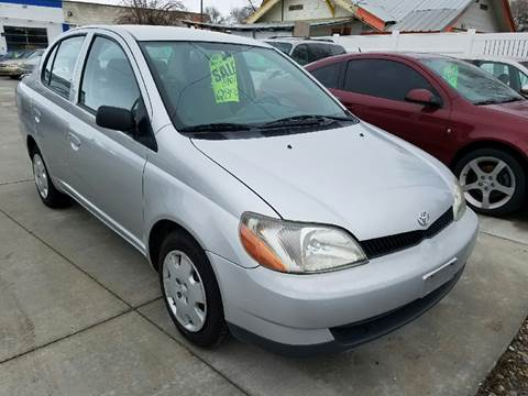 2001 Toyota ECHO for sale in Rupert, ID