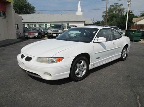 1997 Pontiac Grand Prix for sale in Englewood, CO