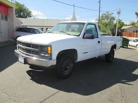 2000 Chevrolet C/K 2500 Series for sale in Englewood, CO