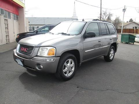 2007 GMC Envoy For Sale At RAGS TO RICHES AUTO SALES In Englewood CO
