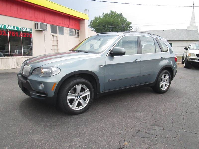 2007 BMW X5 4.8i In Englewood CO - RAGS TO RICHES AUTO SALES