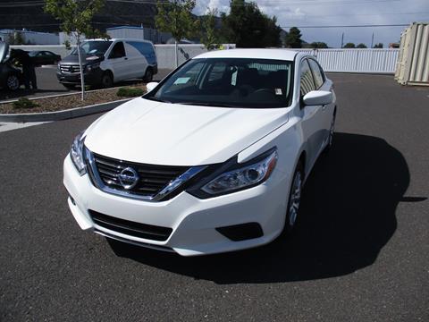 2018 Nissan Altima for sale in Flagstaff, AZ