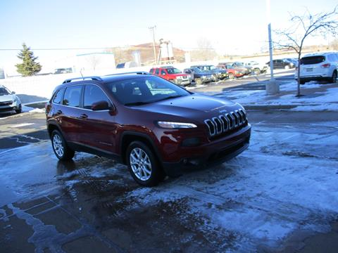 2014 Jeep Cherokee for sale in Flagstaff, AZ