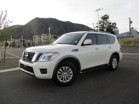 2019 Nissan Armada for sale in Flagstaff, AZ