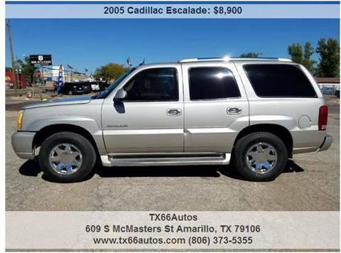 2005 Cadillac Escalade for sale in Amarillo, TX