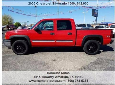 2005 Chevrolet Silverado 1500 for sale in Amarillo, TX