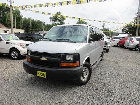 2011 Chevrolet Express Passenger for sale in New Philadelphia, OH