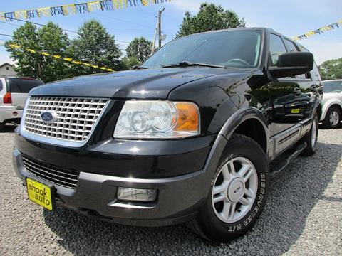 2004 Ford Expedition for sale in New Philadelphia, OH