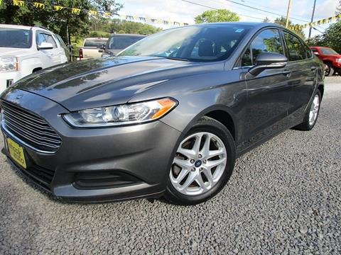 2014 Ford Fusion for sale in New Philadelphia, OH