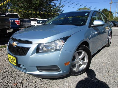 2012 Chevrolet Cruze for sale in New Philadelphia, OH