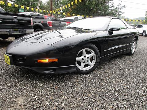 1997 Pontiac Firebird For Sale  Carsforsalecom