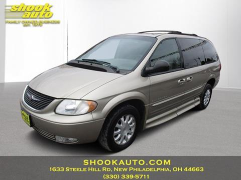 2003 Chrysler Town and Country for sale in New Philadelphia, OH