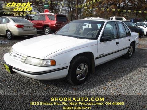 1993 Chevrolet Lumina for sale in New Philadelphia, OH
