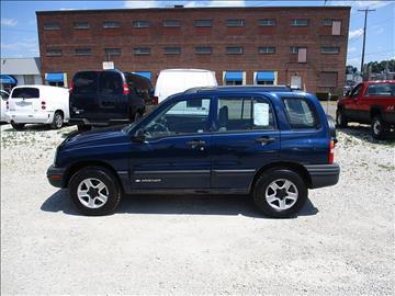 2003 Chevrolet Tracker for sale in New Philadelphia, OH