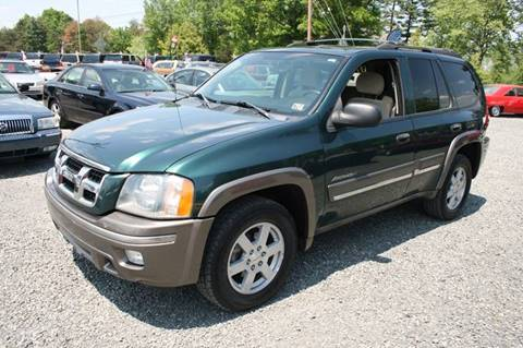 2005 Isuzu Ascender for sale in Gilbertsville, PA