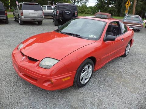 2000 Pontiac Sunfire for sale in Gilbertsville, PA