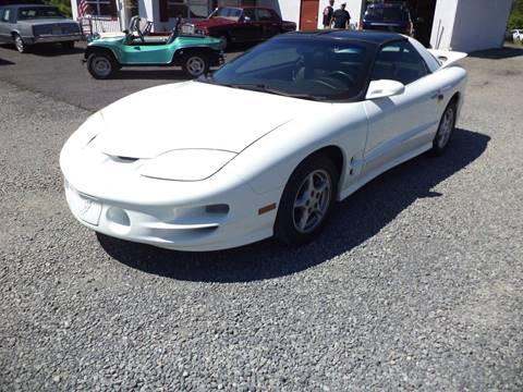 1998 Pontiac Firebird for sale in Gilbertsville, PA