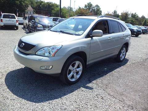 2004 Lexus RX 330 for sale in Gilbertsville, PA