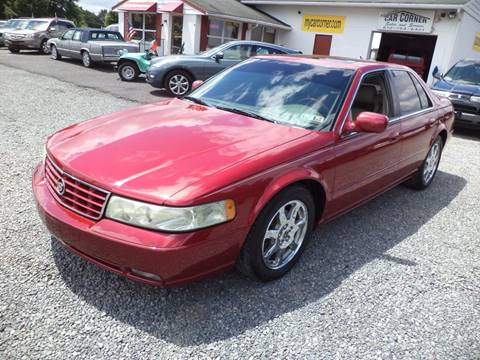 2003 Cadillac Seville for sale in Gilbertsville, PA